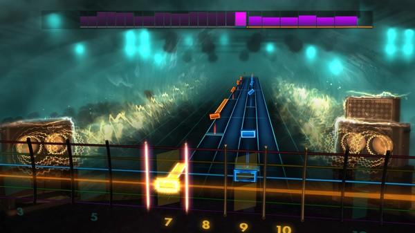 "Скриншот №2 к Rocksmith® 2014 Edition – Remastered – Joy Division - ""Transmission"""