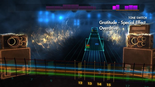 "Скриншот №4 к Rocksmith® 2014 Edition – Remastered – Beastie Boys - ""Gratitude"""