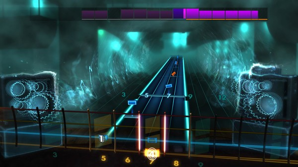 """Скриншот №4 к Rocksmith® 2014 Edition – Remastered – blink-182 - """"Stay Together for the Kids"""""""