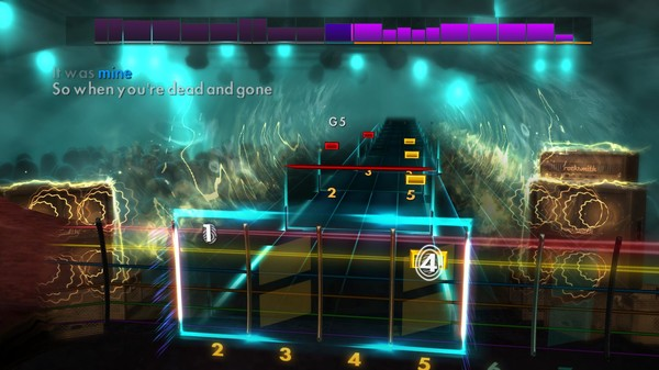 """Скриншот №5 к Rocksmith® 2014 Edition – Remastered – blink-182 - """"Stay Together for the Kids"""""""
