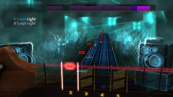 """Скриншот №2 к Rocksmith® 2014 Edition – Remastered – blink-182 - """"Stay Together for the Kids"""""""