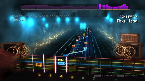 """Скриншот №4 к Rocksmith® 2014 Edition – Remastered – Brad Paisley - """"Ticks"""""""