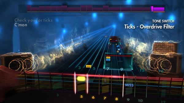 """Скриншот №2 к Rocksmith® 2014 Edition – Remastered – Brad Paisley - """"Ticks"""""""