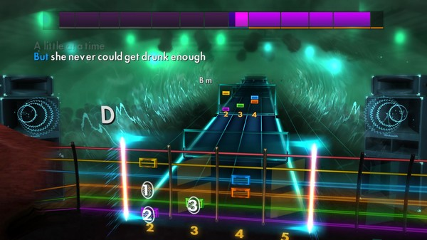 "Скриншот №2 к Rocksmith® 2014 Edition – Remastered – Brad Paisley ft. Alison Krauss- ""Whiskey Lullaby"""