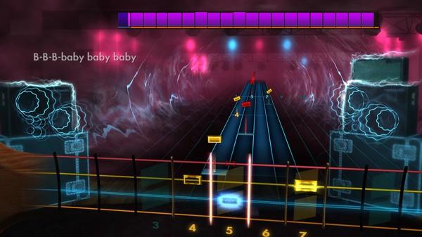 Скриншот №3 к Rocksmith® 2014 Edition – Remastered – 80s Mix Song Pack VI