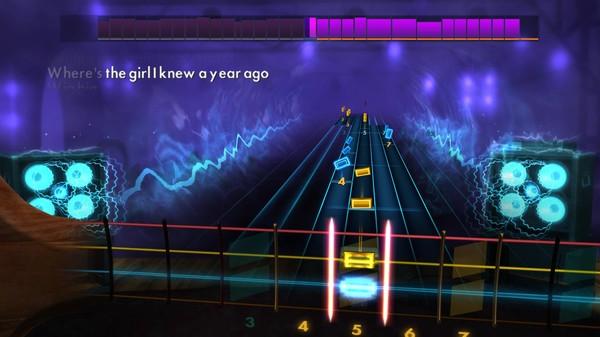Скриншот №1 к Rocksmith® 2014 Edition – Remastered – 80s Mix Song Pack VI