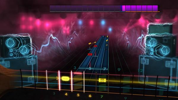 Скриншот №2 к Rocksmith® 2014 Edition – Remastered – 80s Mix Song Pack VI