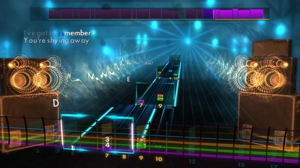 "Скриншот №5 к Rocksmith® 2014 Edition – Remastered – a-ha - ""Take On Me"""