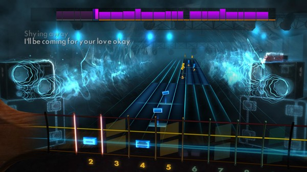 "Скриншот №1 к Rocksmith® 2014 Edition – Remastered – a-ha - ""Take On Me"""