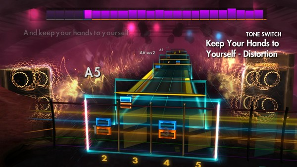 "Скриншот №4 к Rocksmith® 2014 Edition – Remastered – Georgia Satellites - ""Keep Your Hands to Yourself"""