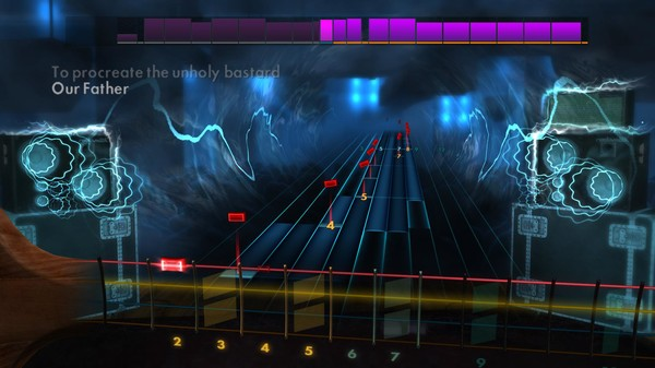 Скриншот №3 к Rocksmith® 2014 Edition – Remastered – Ghost Song Pack