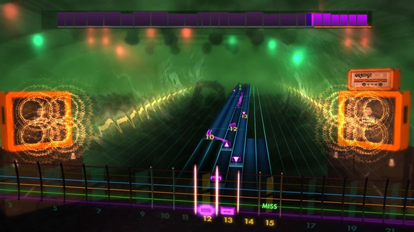 Скриншот №5 к Rocksmith® 2014 Edition – Remastered – Ghost Song Pack