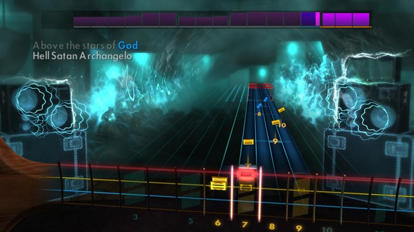 Скриншот №4 к Rocksmith® 2014 Edition – Remastered – Ghost Song Pack