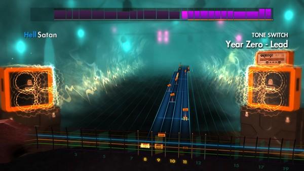 "Скриншот №2 к Rocksmith® 2014 Edition – Remastered – Ghost B.C. - ""Year Zero"""