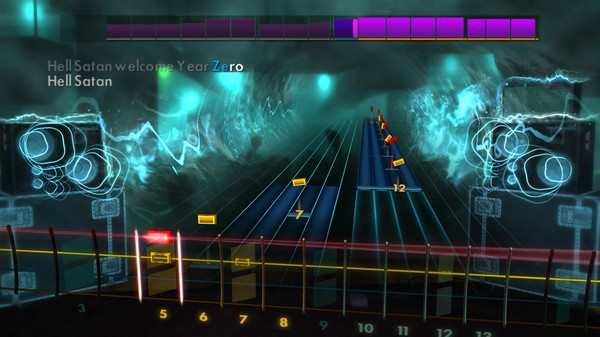 "Скриншот №4 к Rocksmith® 2014 Edition – Remastered – Ghost B.C. - ""Year Zero"""