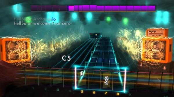 "Скриншот №3 к Rocksmith® 2014 Edition – Remastered – Ghost B.C. - ""Year Zero"""