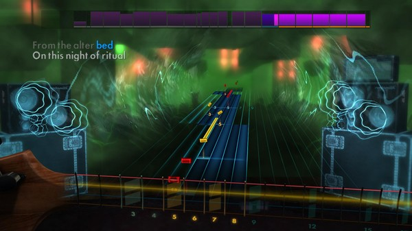 "Скриншот №3 к Rocksmith® 2014 Edition – Remastered – Ghost - ""Ritual"""