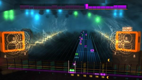 "Скриншот №3 к Rocksmith® 2014 Edition – Remastered – Ghost - ""He Is"""