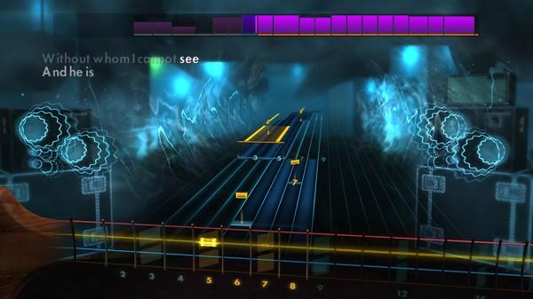 "Скриншот №5 к Rocksmith® 2014 Edition – Remastered – Ghost - ""He Is"""