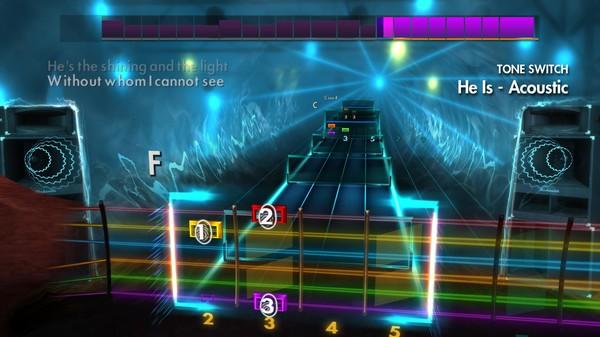"Скриншот №2 к Rocksmith® 2014 Edition – Remastered – Ghost - ""He Is"""