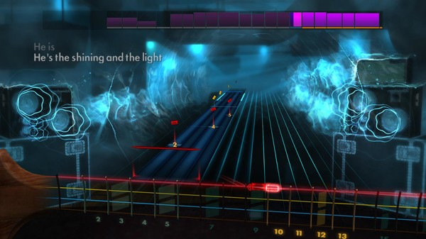 "Скриншот №4 к Rocksmith® 2014 Edition – Remastered – Ghost - ""He Is"""