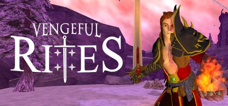 Vengeful Rites Cover Image