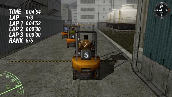 Скриншот №5 к Shenmue I  II