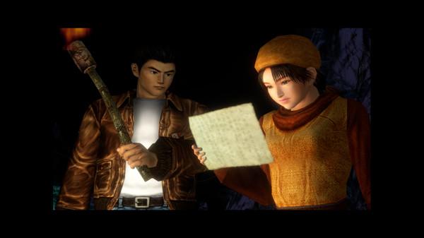 Скриншот №4 к Shenmue I  II