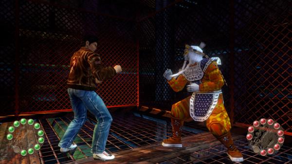 Скриншот №2 к Shenmue I  II
