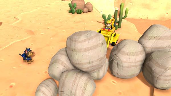 Screenshot of Paw Patrol: On A Roll