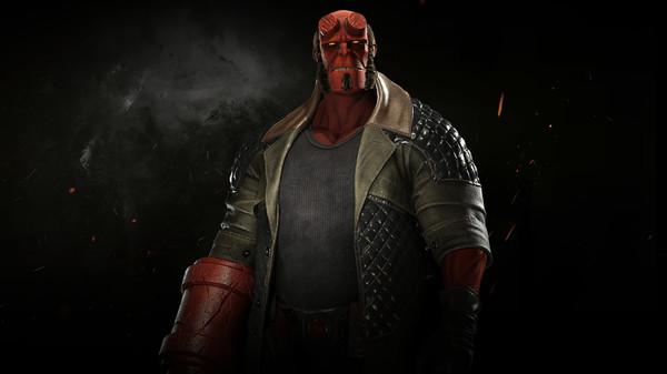 Скриншот №1 к Injustice™ 2 - Hellboy