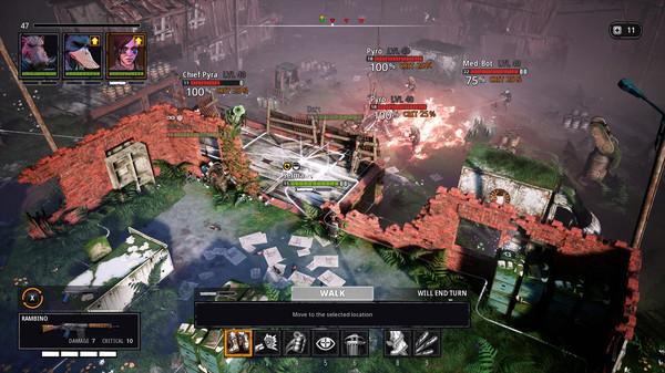 Скриншот №3 к Mutant Year Zero Road to Eden