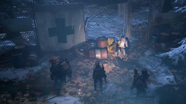 Скриншот №6 к Mutant Year Zero Road to Eden