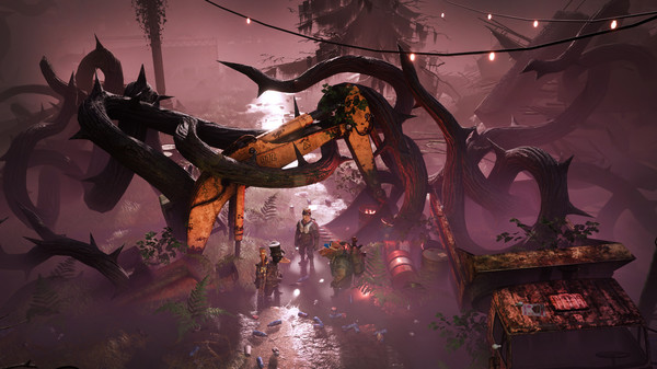 Скриншот №2 к Mutant Year Zero Road to Eden