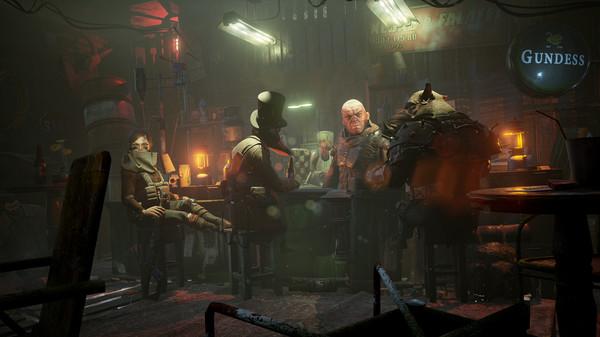 Скриншот №5 к Mutant Year Zero Road to Eden