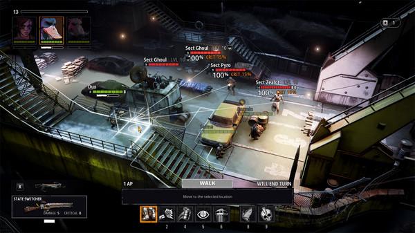 Скриншот №7 к Mutant Year Zero Road to Eden