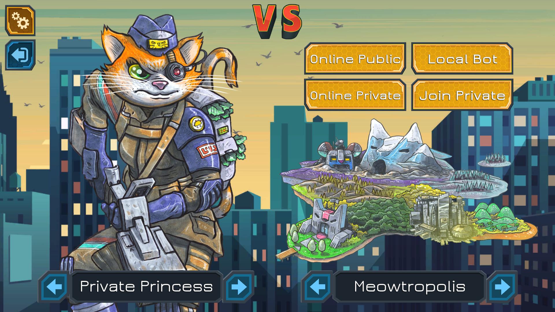 喵喵戰爭 / Meow Wars: Card Battle