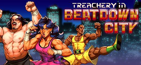 Treachery in Beatdown City Cover Image