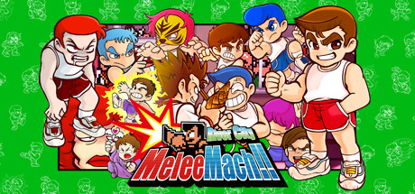 River City Melee Mach!! Cover Image