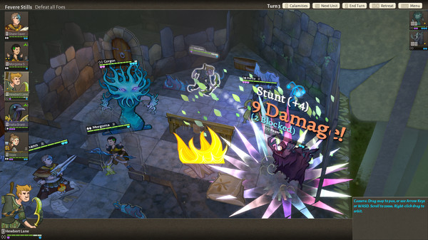 Wildermyth screenshot