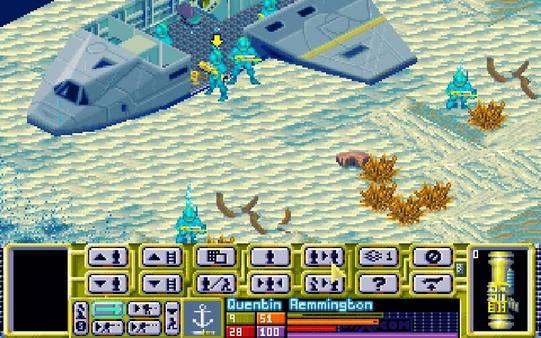 скриншот X-COM: Terror From the Deep 0