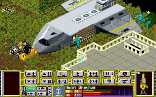 скриншот X-COM: Terror From the Deep 2