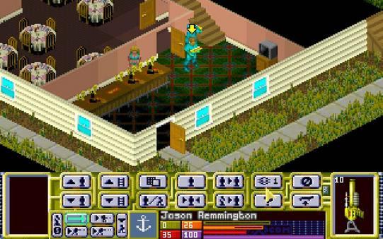 скриншот X-COM: Terror From the Deep 3