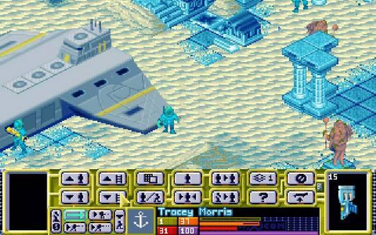 скриншот X-COM: Terror From the Deep 4
