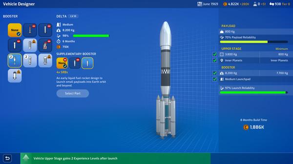 Скриншот №1 к Mars Horizon