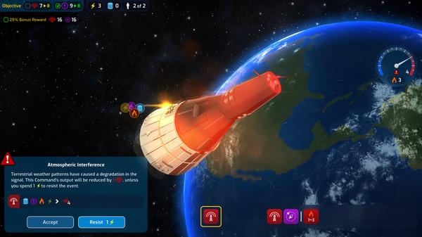 Скриншот №5 к Mars Horizon