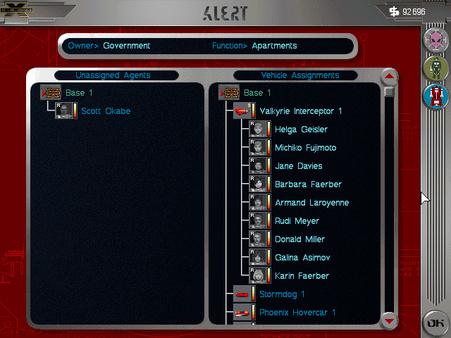 скриншот X-COM: Apocalypse 0
