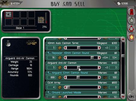 скриншот X-COM: Apocalypse 1