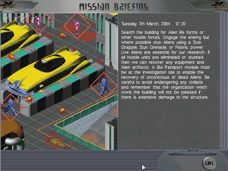 скриншот X-COM: Apocalypse 5