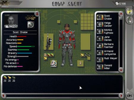 X-COM: Apocalypse скриншот